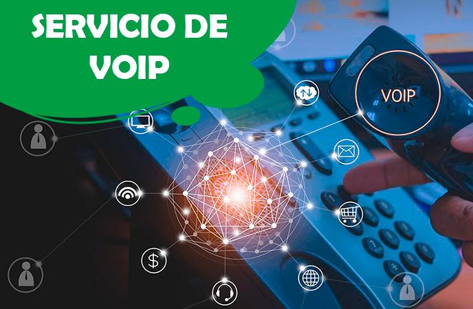 Servicio de VOIP