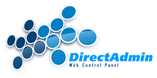 DirectAdmin Panel de control Web